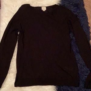 Black xs sweat shirt